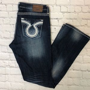 Big Star Vintage Collection Maddie Bootcut Jeans